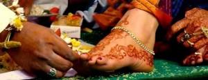 Toe Rings - Indicate A Marital Status